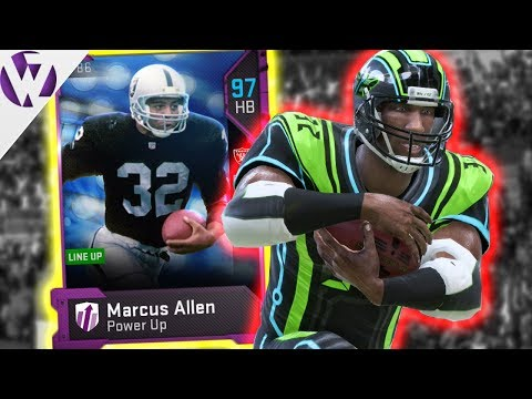 THE RETURN OF MARCUS ALLEN - Madden 19 Gameplay