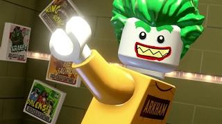 The LEGO Batman Movie Story Pack - 100% Guide #3 - Arkham Attack (All Minikits)