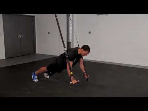 Dynamic Duo: TRX Duo Trainer Roll Out & TRX Duo Trainer Mountain Climbers