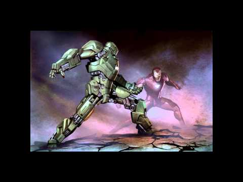 Black Sabbath  - iron man (Instrumental)