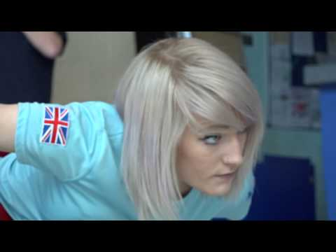 Winter Sports Training: Elise Christie - Short Track Speed Skating