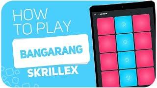 How to play: BANGARANG (SKRILLEX) - SUPER PADS - Kit Ice Cream