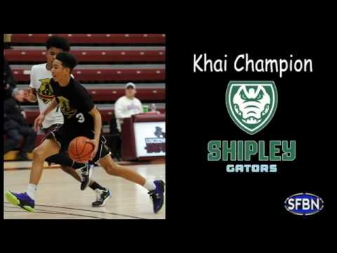 All-Academic Invitational Interview - Khai Champion (The Shipley School)