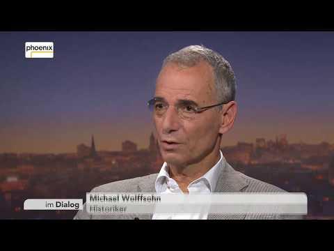 Im Dialog: Michael Hirz im Gespräch mit Michael Wolffsohn am 02.06.2017