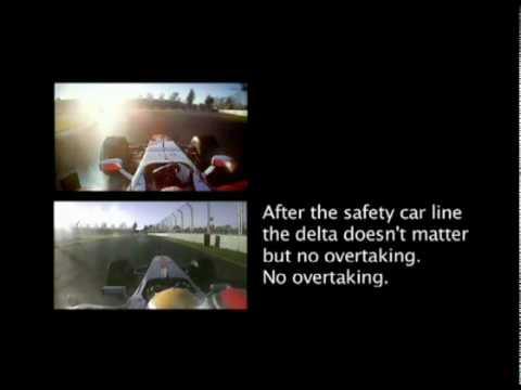 Hamilton-Trulli full radio transmission at Australian GP 2009