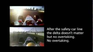 Hamilton-Trulli full radio transmission at Australian GP 2009