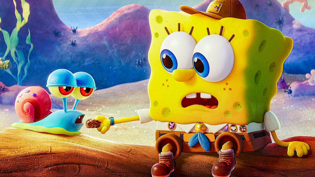 Image result for The SpongeBob Movie: Sponge on the Run – May 22nd