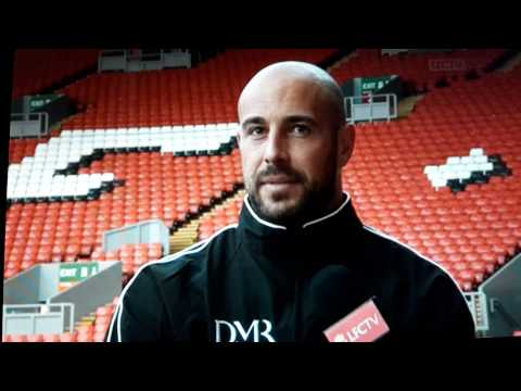 Pepe Reina Post Match Interview