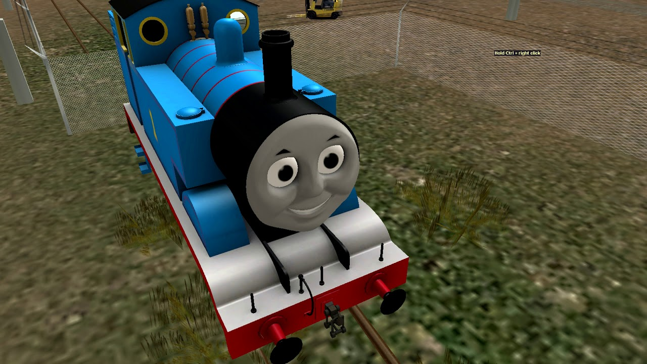 Thomas and USA - YouTube