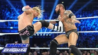 Dolph Ziggler vs. Batista - No Disqualification Match: SmackDown, May 23, 2014