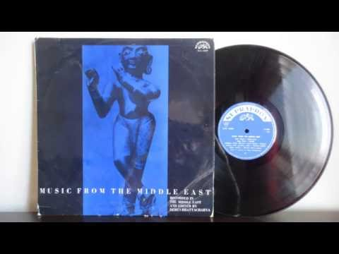 Music From The Middle East (1965) - Vinyl Reincarnation