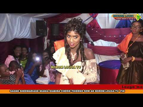 4 SAGNE SHEEMARIAGE NIANIA DIABIRA CHERIE THIERNO SOW AK BOROM LOUGA TV  FIN