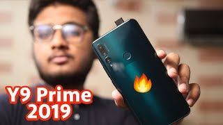 Huawei Y9 prime 2019 Full review | Gaming+Camera+Speed !