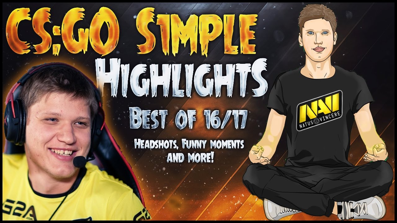 CS:GO S1MPLE HIGHLIGHTS 🔞 CS:GO BEST OF S1MPLE ⛔ INHUMAN REACTIONS, FUNNY MOMENTS & MORE! 🍀
