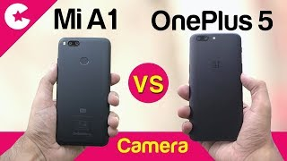 Xiaomi Mi A1 vs OnePlus 5 (Camera Comparison) - Which One is BETTER!!
