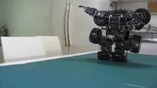 Real Transformer NO C.G. Upgrade Version -Humvee Bioloid-