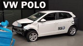 Video VW Polo 2018 terá 4 airbags de série | Segurança | Brasil download MP3, 3GP, MP4, WEBM, AVI, FLV Juli 2018
