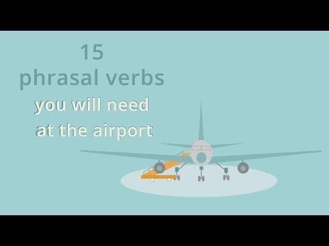 Du lịch sân bay tiếng Anh