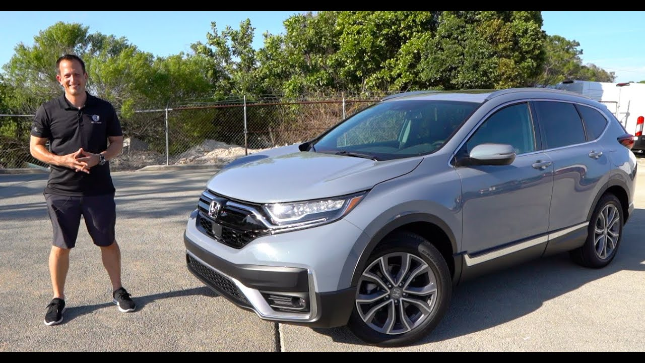 is the updated 2020 honda crv touring awd king of the