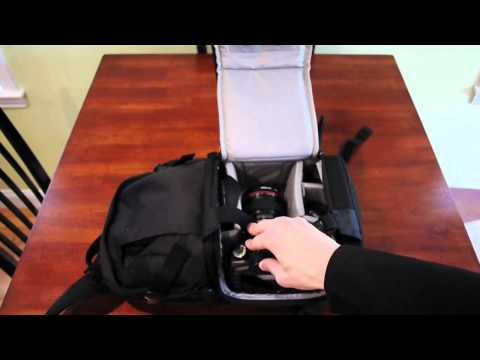Review: Lowepro DSLR Video Fastpack 150 AW