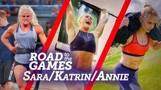 Road to the Games 16.09: Sigmundsdottir / Davidsdottir / Thorisdottir