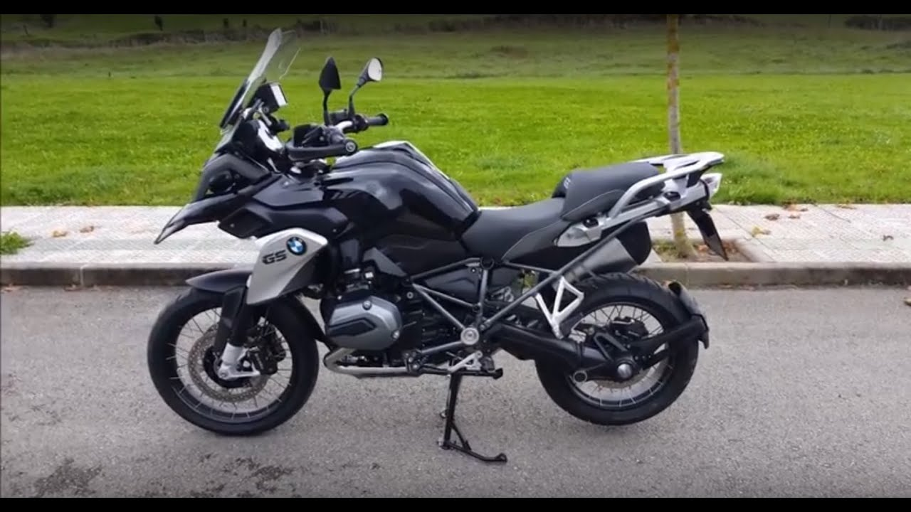 nueva bmw r1200gs lc triple black 2016 con gps full hd. Black Bedroom Furniture Sets. Home Design Ideas