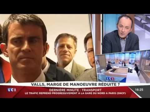 Le bilan autoritaire de Manuel Valls