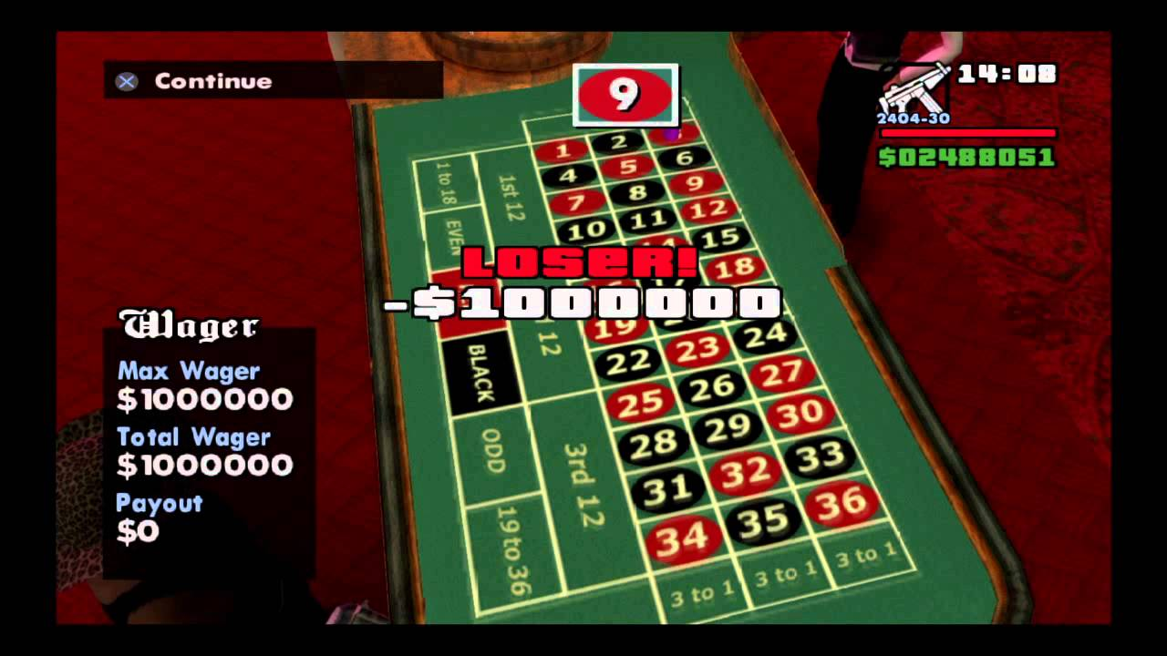 Gambling cheat gta san andreas suncoast casino florida
