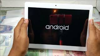 Tablet murah 800rb RAM 4 GB memori 64GB