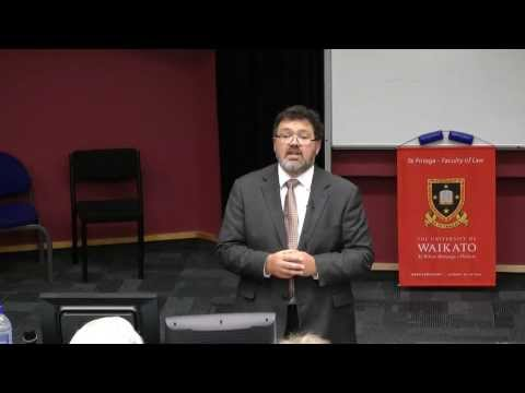Harkness Henry Lecture 2013 by The Honourable Justice Joseph Williams