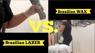 Baixar Brazilian WAX VS. Brazilian LAZER Vlog