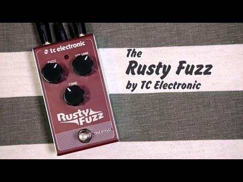 Rusty Fuzz by TC Electronic