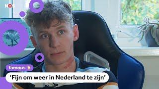 YouTuber Govert Sweep vertelt over zijn arrestatie in Amerika