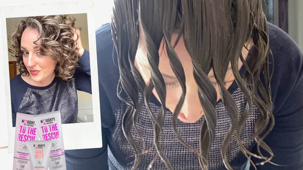 Download Simple and budget friendly Curly Hair washday using only Noughty