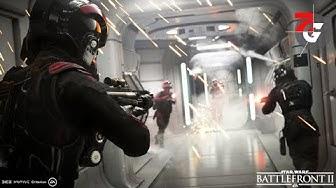 Star Wars Battlefront 2:  Sternenjäger Angriff - Gameplay