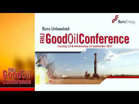 Buru Unleashed - Good Oil Conference 2017