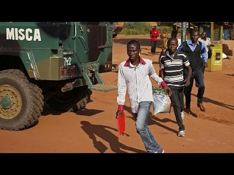 Thousands flee renewed violence in CAR