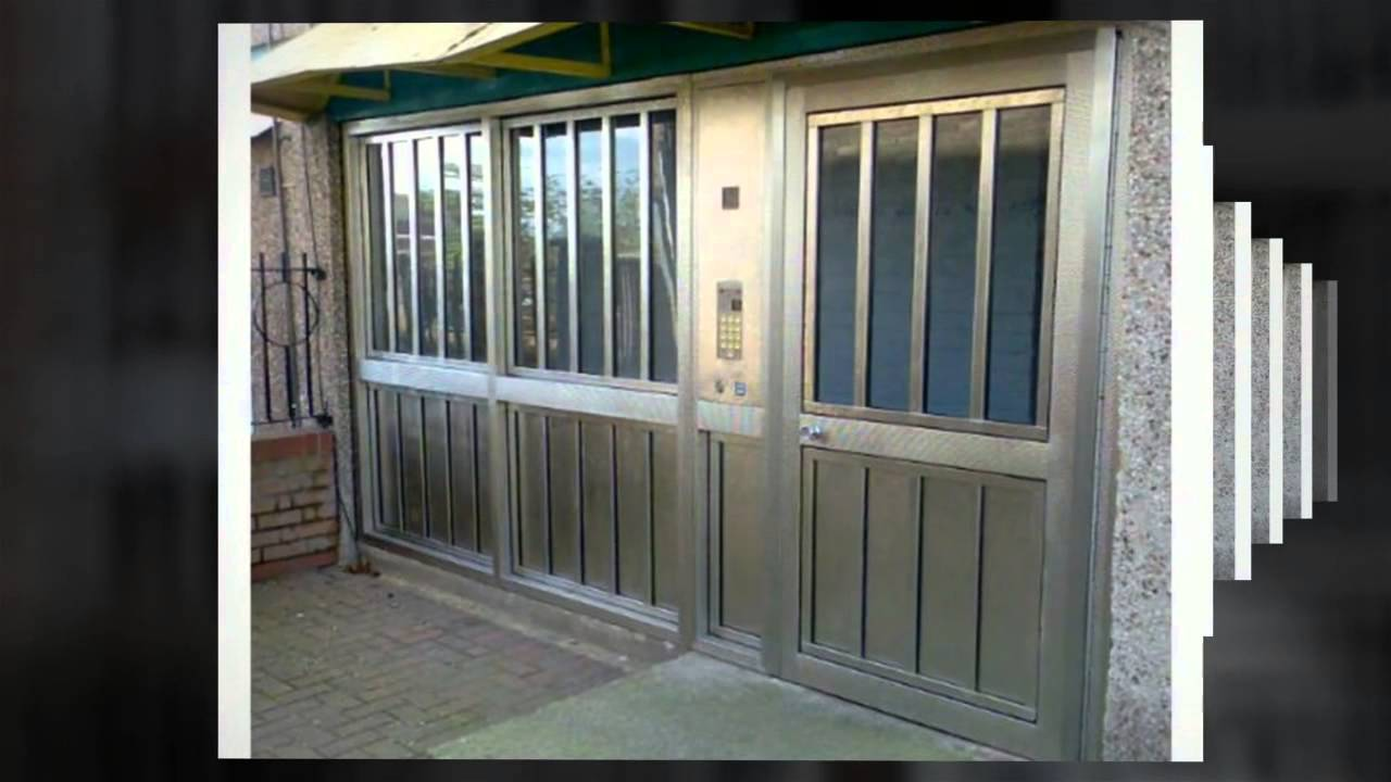 Fsm Manufacturing Ltd Steel Security Doors