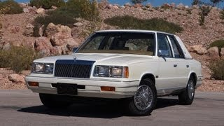 1986 Chrysler LeBaron with 18,000 Original Miles!  -Test Drive - Viva Las Vegas Autos