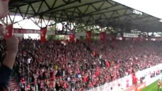 2 zu 0 der 1.FC UNION gegen MSV Duisburg