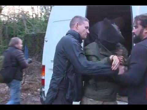 SAS man Mark Billingham explains how to survive brutal training: 'Embrace your surroundings, don't f
