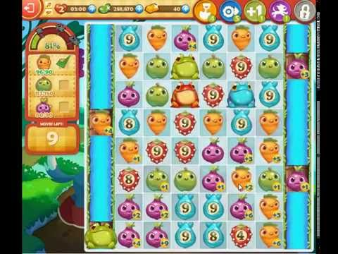 Farm Heroes Saga Level 1080