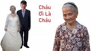 Hưng Vlog - Đòi Lấy Vợ Hơn Mẹ 1 Tuổi Xem Phản Ứng Bà Ngoại NTN   Prank Grandmother