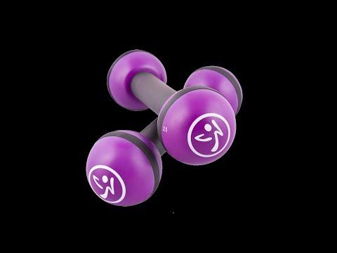 Zumba Toning Sticks 2.5 lbs   Zumba Exercise DVDs