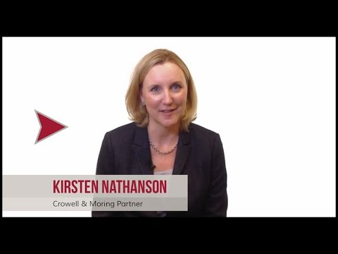 EPA's Proposed WOTUS Rule Pt. 1, with Kirsten Nathanson of Crowell & Moring