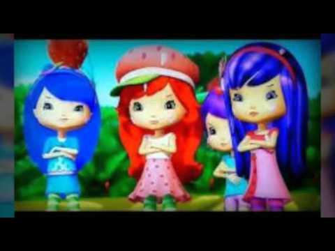 strawberry shortcake cherry jam youtube