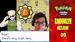 Pokémon Fire Red Randomizer Nuzlocke Episode 9 | Surge's Wrath!