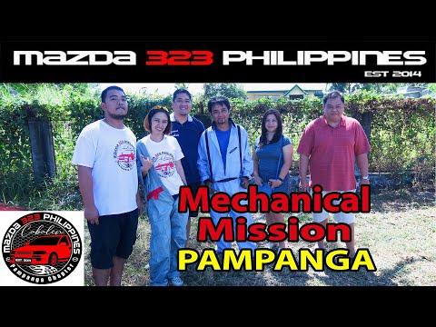 Mazda 323 Philippines | Mechanical Mission | Pampanga Chapter