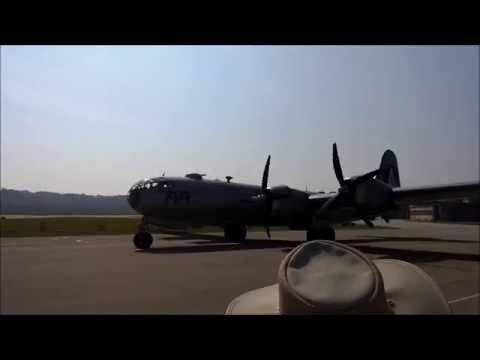 CAF Airpower Squadron B-29 FiFi @ KLUK