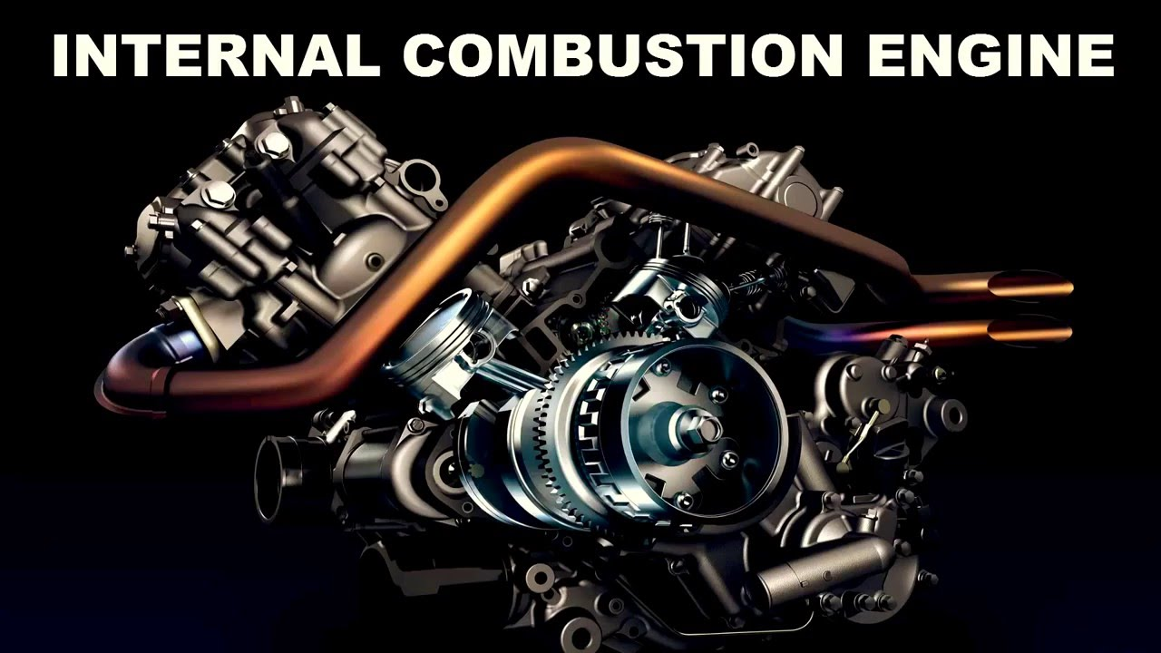 Introduction to Internal Combustion Engine (Lecture 1 ...